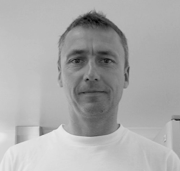 Simon Prickett – Production Manager