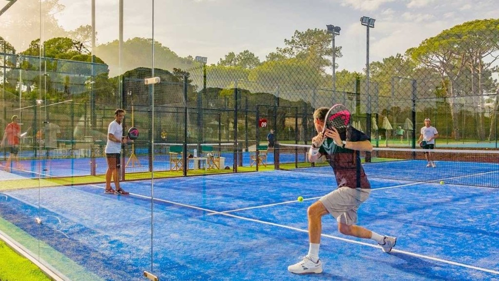 The Campus - Padel Tennis