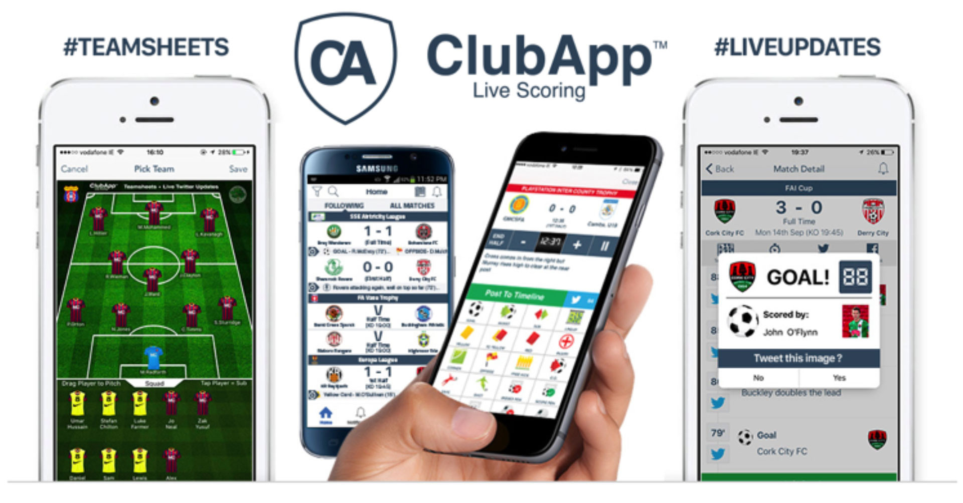 ClubApp appoints Henman Communications to launch new instant