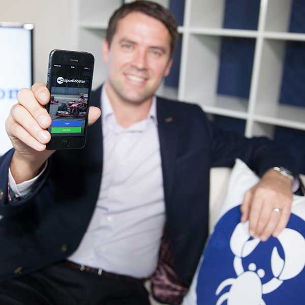 Sportlobster, social media app & network launch
