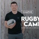 Brian O'Driscoll, The Campus, Quinta do Lago