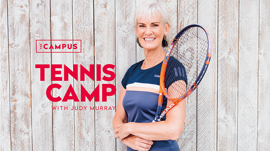 Judy Murray Masterclass at The Campus Quinta do Lago